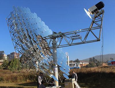 太阳能热发电项目前景